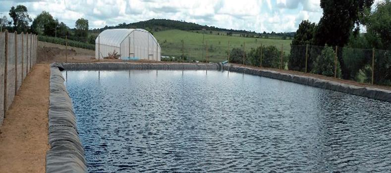Acuicultura nortene for Geomembrana para estanques de agua